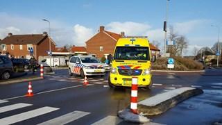 Fietsertje gewond in Rijssen