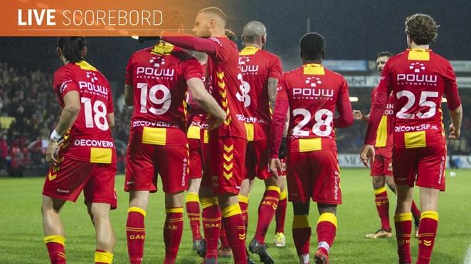 Live: Go Ahead Eagles ontvangt FC Emmen