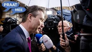 Praat mee: Minister Halbe Zijlstra moet opstappen na leugen over ontmoeting Poetin