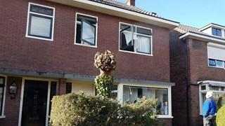 Woningbrand aan Mesdagstraat in Hengelo