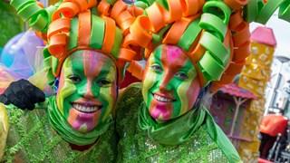 Carnavalsoptocht Oldenzaal