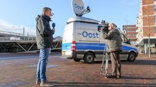 Werken in de media - journalist en cameraman