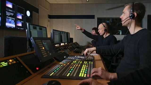 Werken in de media - regie - fotograaf: RTV Oost