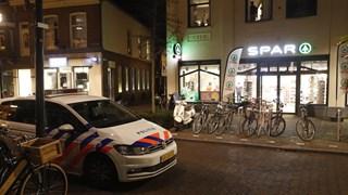 Overval op Spar in Zwolle