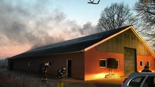 Brand in Fleringen
