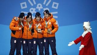 De Nederlandse ploeg