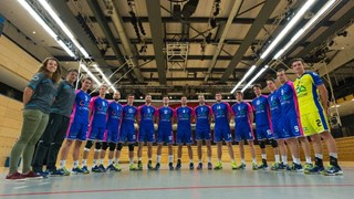 Teamfoto VC Zwolle