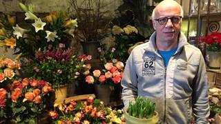 Anton Visch uit Delden stopt na 30 jaar als bloembinder