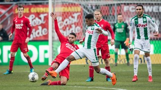 FC Twente - FC Groningen
