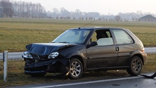 Ongeval op N377
