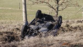Ongeluk in Markelo