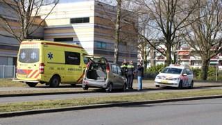 Ongeval in Almelo