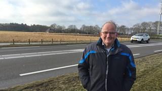 Hendrik Jan Scherpenkate blijft strijdbaar