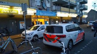 Overvaller supermarkt Helmerhoek Enschede aangehouden
