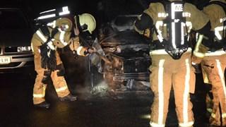 Autobrand in Borne