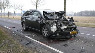 Ongeluk op N751