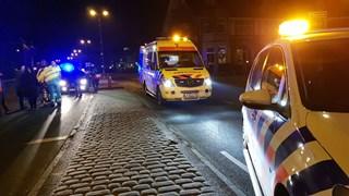 Fietsster geschept in Enschede