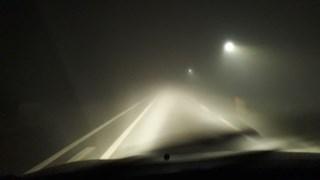 Lokaal dichte mist in delen van Overijssel