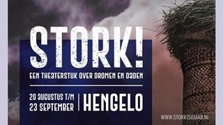 Stork 150 jaar zoekt acteurs uit Twente