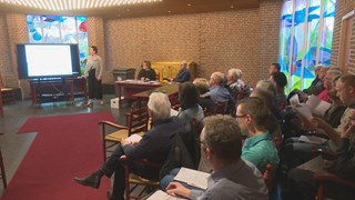 Medewerkers stembureaus Staphorst volgen cursus