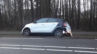 Ongeluk op N346 in Ambt Delden