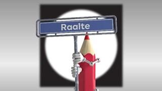 Verkiezingskaravaan in Raalte