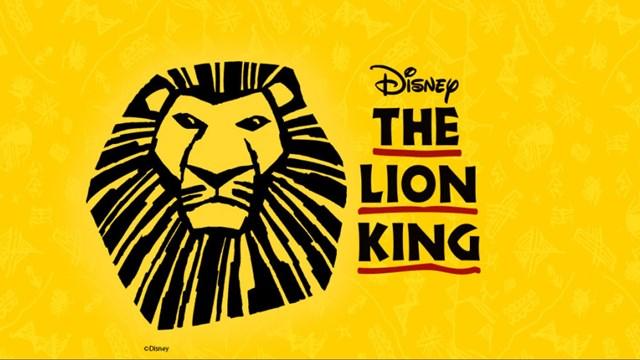 The Lion King - fotograaf: logo