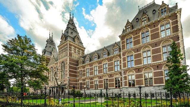 Amsterdam en het Rijksmuseum - fotograaf: Brookhuis Busreizen