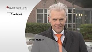 Voorman Lucas Mulder (SGP Staphorst)