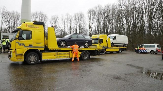 Kassa in Deventer: ruim 600 automobilisten bekeurd en 26.000 euro geïnd