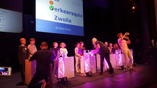 Verkeersquiz in Zwolle
