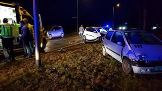 Ongeval met een gewonde