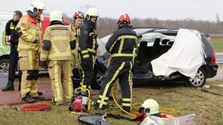 Ongeluk bij Markelo