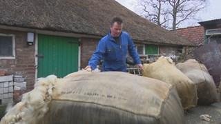 Henk Jansen aan het werk