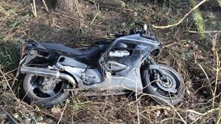 Motorrijder gewond in Holten