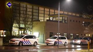 Man schiet op politiebureau Coevorden