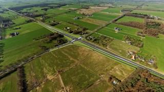 De plannen voor het vernieuwen van de N340 bij de kruising met de Koesteeg/Dedemsweg bij Dalfsen