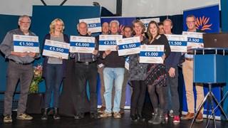Prins Bernhard Cultuurfonds Overijssel keert ruim 230.000 euro uit aan culturele projecten