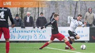 Berkum speelt tegen HZVV