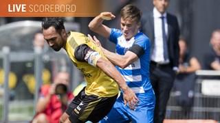 PEC Zwolle op bezoek bij Roda JC