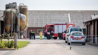 Dode bij bedrijfsongeluk in Balkbrug