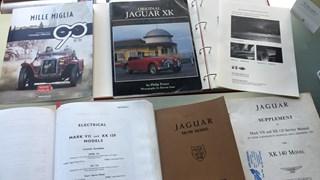 Officiële documenten van de oldtimer
