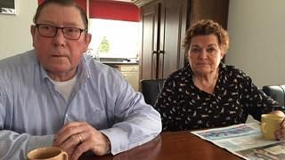 Frits en Anita Platvoet uit Oldenzaal