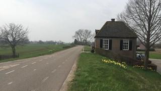 De stilte is maandag teruggekeerd op de IJsseldijk bij Welsum