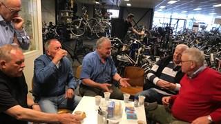 De oude wijze mannen in Enschede denken dat FC Twente degradeert