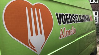 Voedselbank Almelo gered