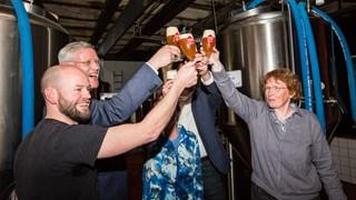 Deventer heeft eigen biertje