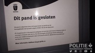 Woning in Oldenzaal op slot om kwekerij