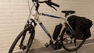 Politie Enschede zoekt eigenaar van fiets die in omgeving zedendelict is gevonden