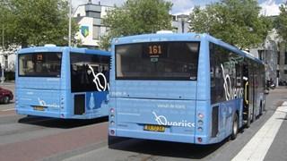 Vrouw aangerand in bus